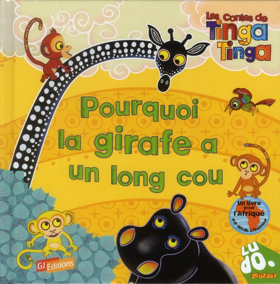 Pourquoi La Girafe A Un Long Cou ?