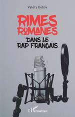Vente Livre Numérique : Rimes romanes dans le rap français  - Valéry Debov