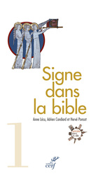Vente Livre Numérique : Signe dans la Bible - Le guide de lecture de retraite dans la ville  - Adrien Candiard - Herve Ponsot - Anne Lecu