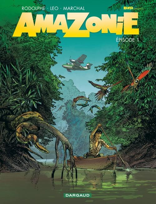 Amazonie T.1