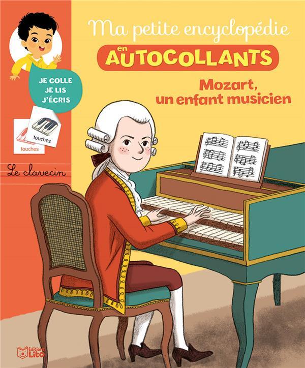 Mozart, un enfant musicien