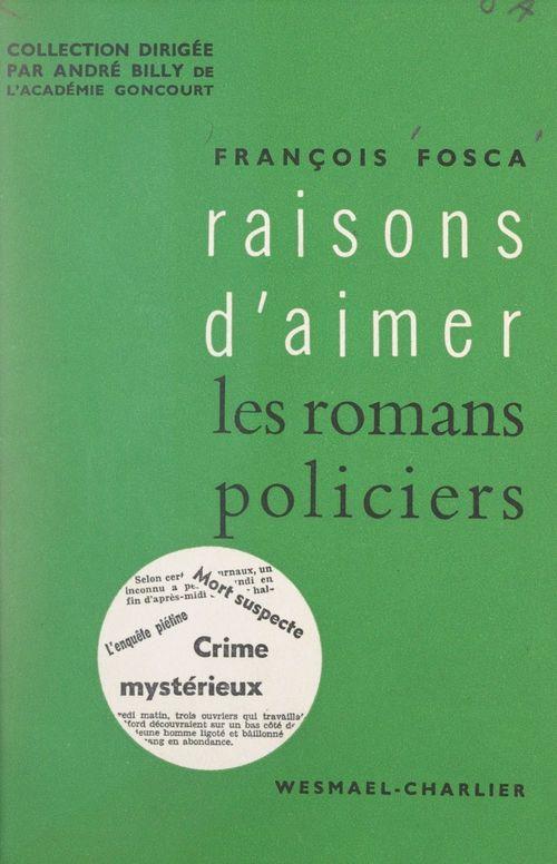 Les romans policiers