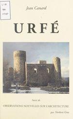 Urfé  - Jean Canard - Norbert Gros