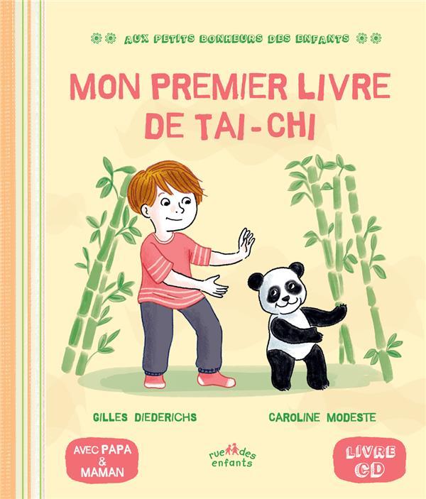 Mon premier livre de taï chi