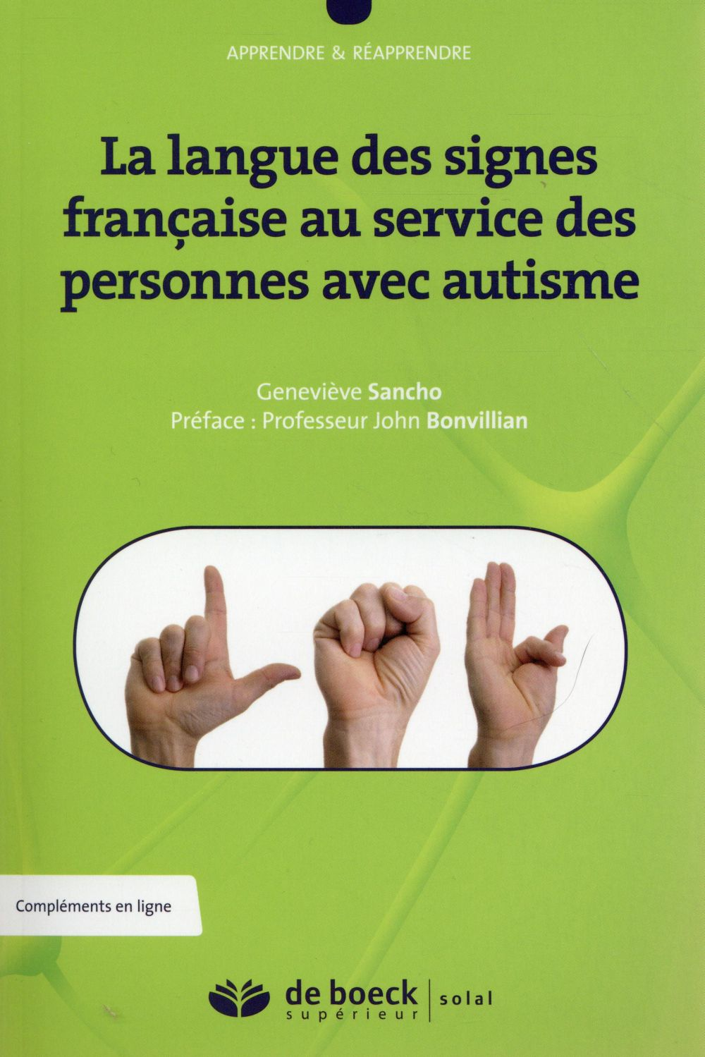 La langue des signes française au service des personnes avec autisme