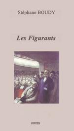 Vente Livre Numérique : Les figurants  - Stéphane Boudy