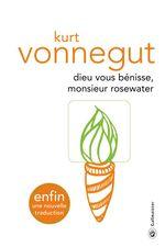 Vente Livre Numérique : Dieu vous bénisse monsieur Rosewater  - Kurt Vonnegut