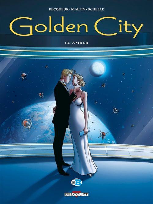 Golden City T.13 ; Amber