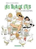 Vente EBooks : Les beaux étés T.6 ; les Genêts  - Zidrou