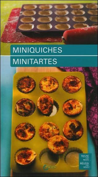 Miniquiches, minitartes