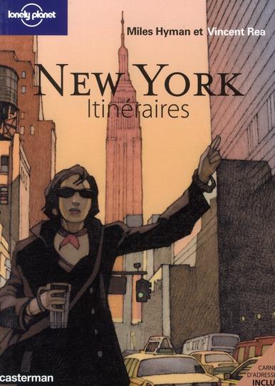 New York ; itinéraires