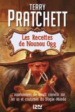 Vente Livre Numérique : Les recettes de nounou Ogg  - Stephen BRIGGS - Terry Pratchett - Tina HANNAN