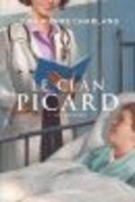 Vente Livre Numérique : Le clan picard v 01 vies rapiecees  - Jean-Pierre Charland