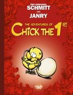 Vente Livre Numérique : The Adventures of Chick the 1st - Volume 1 - Tweetise on Existence  - Éric-Emmanuel Schmitt