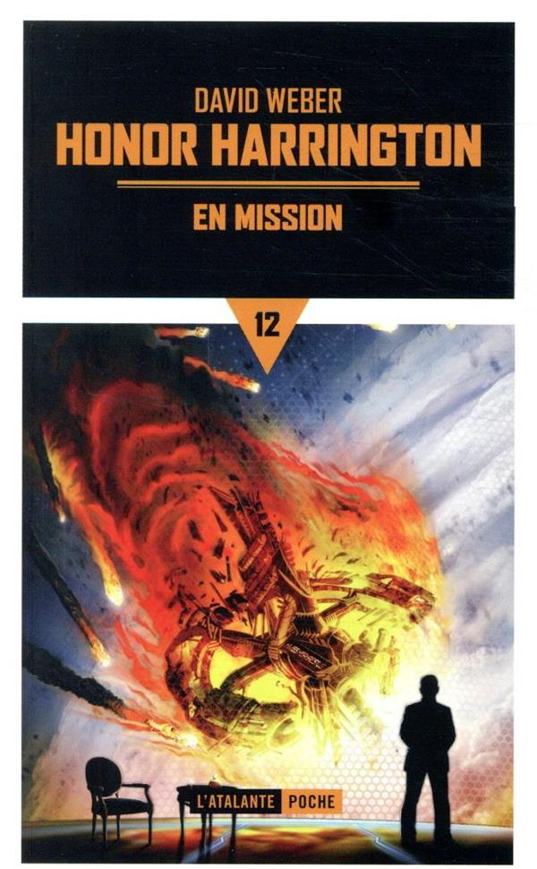 Honor Harrington T.12 ; en mission