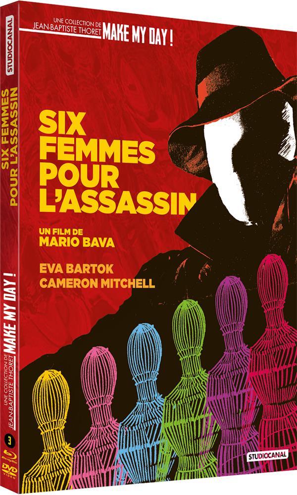 Six femmes pour l'assassin