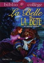 Couverture de La belle et la bête et autres contes