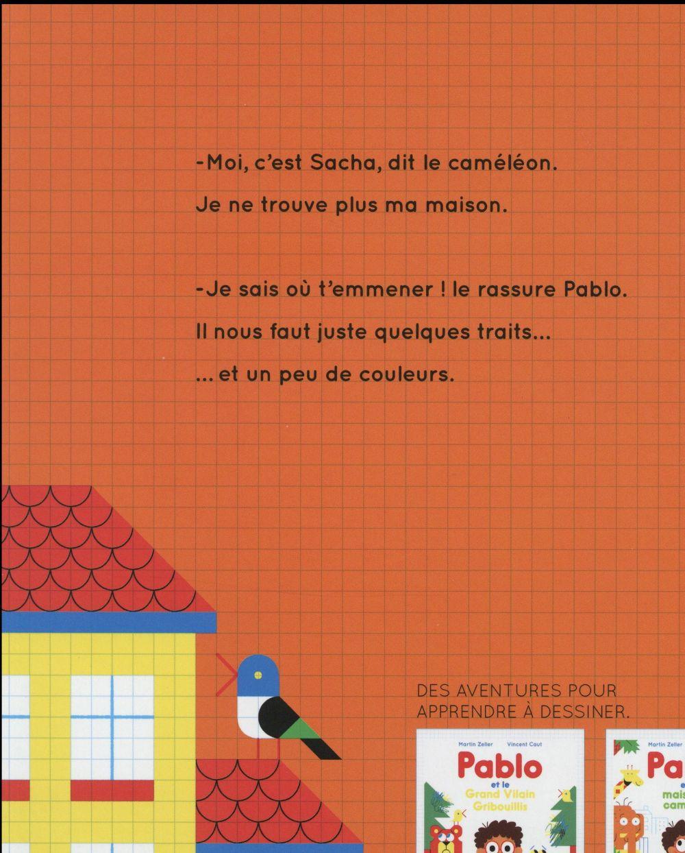 Pablo et la maison du cameleon
