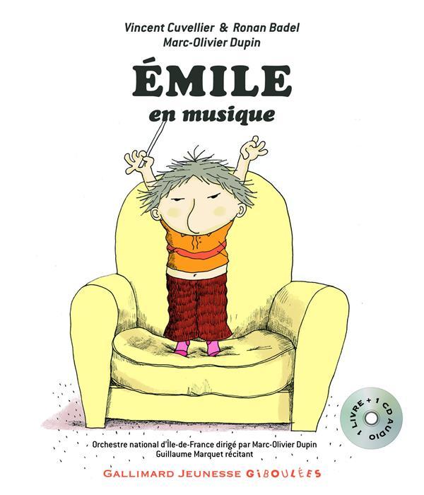 Emile en musique