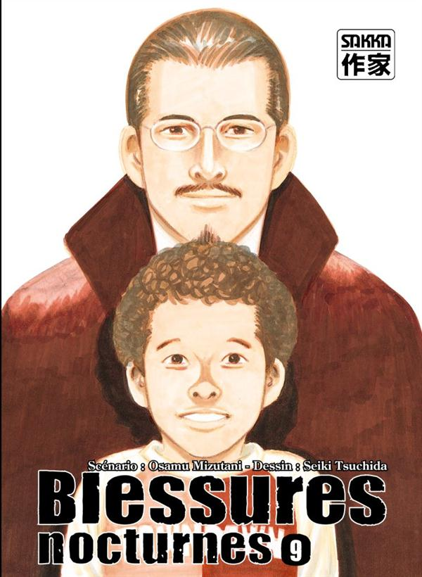 Blessures nocturnes T.9