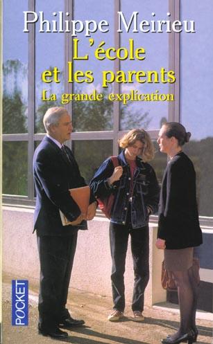 L'ecole et les parents
