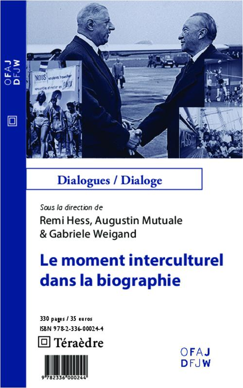 Le moment interculturel dans la biographie