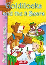 Vente Livre Numérique : Goldilocks and the 3 Bears  - Jesus Lopez Pastor - Once Upon a Time - Charles Perrault