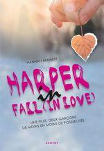 Vente Livre Numérique : Harper in fall (in love)  - Hannah Bennett
