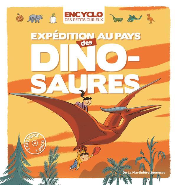 Expédition au pays des dinosaures