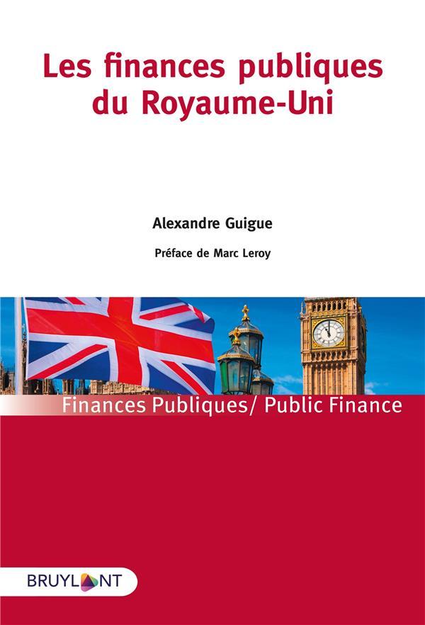 Le système budgétaire britannique