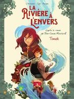Vente Livre Numérique : La Rivière à l'envers - Tome 1  - Maxe l'Hermenier