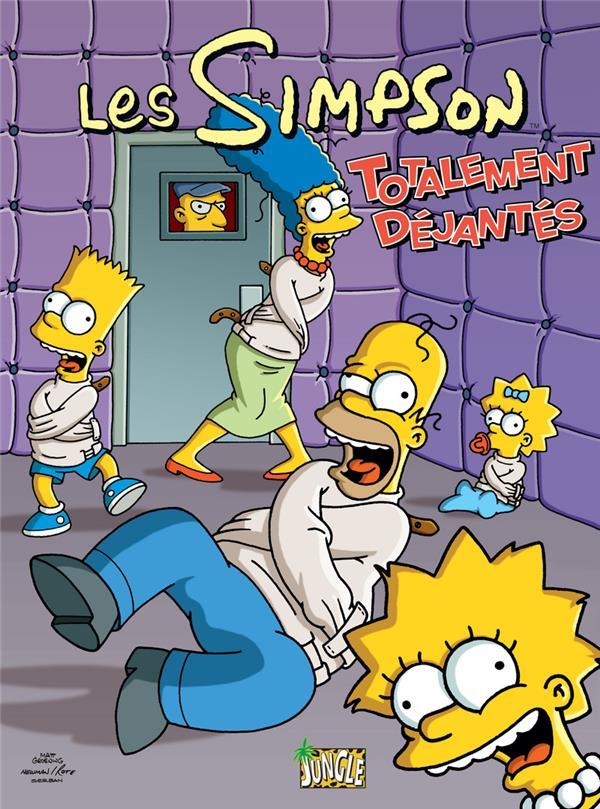 Les Simpson T4 Totalement Dejantes