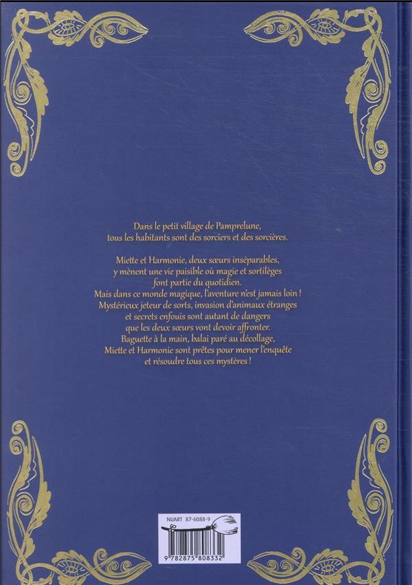 Sorcières sorcières ; COFFRET T.1 A T.3