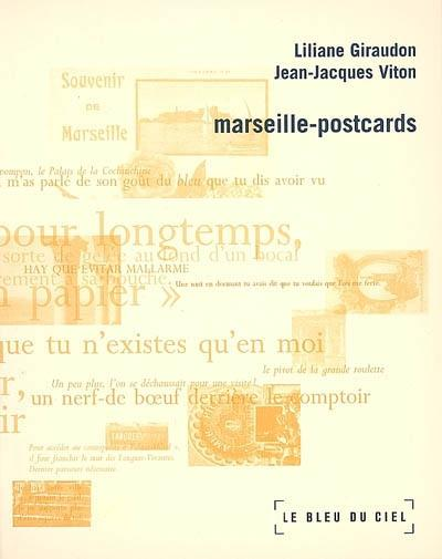 Marseille ; postcards