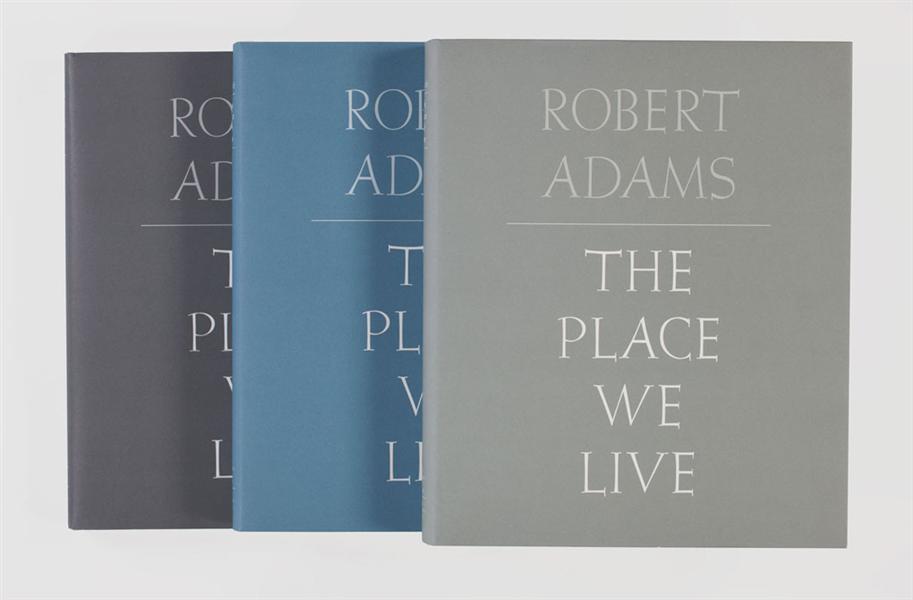 Robert adams the place we live /anglais