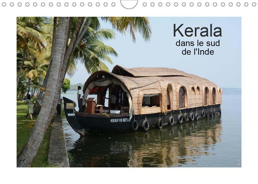 Kerala ; dans le sud de l'Inde (édition 2020)