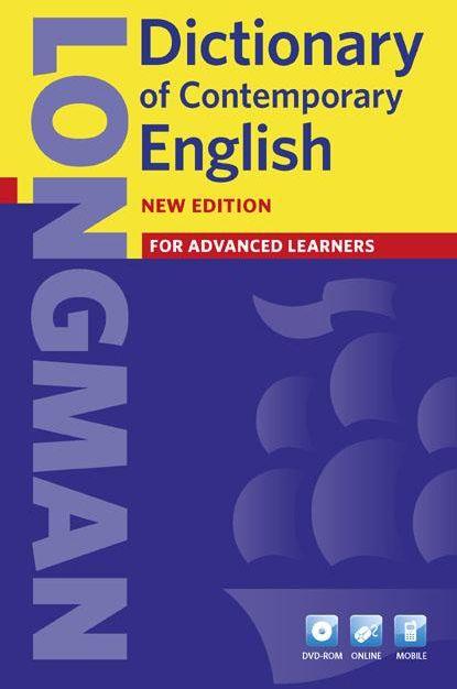 Dictionary Of Contemporary English + Dvd 5e Ed