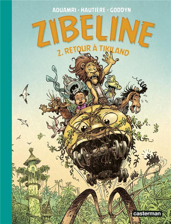 Zibeline t.2 ; retour à Tikiland