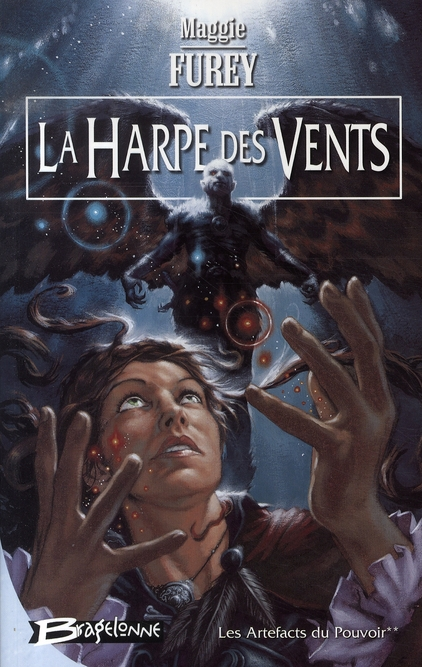 Les Artefacts Du Pouvoir T.2 ; La Harpe Des Vents