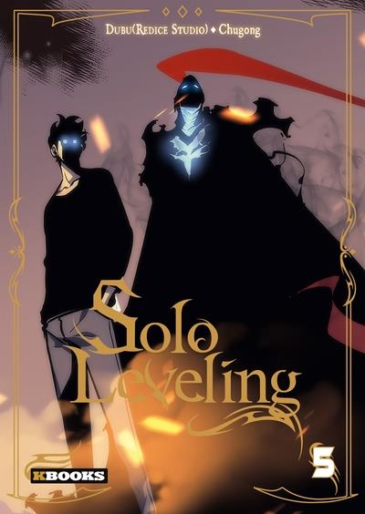 Solo leveling t05