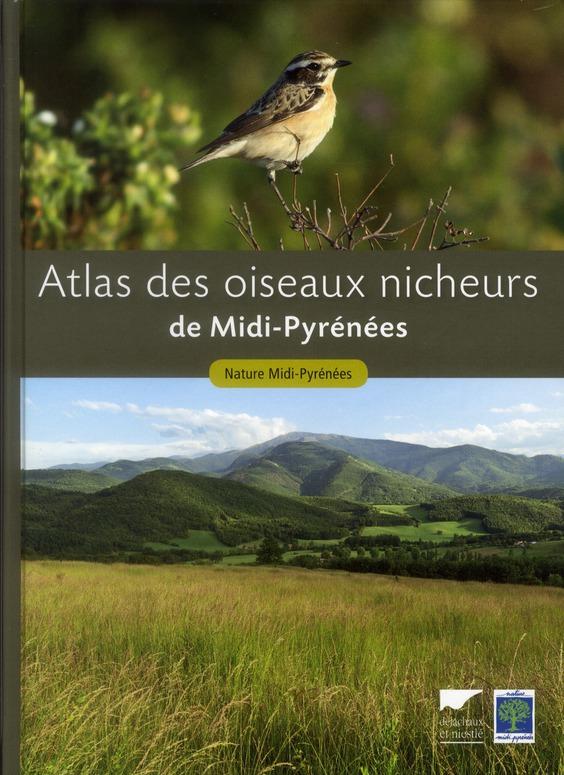 Atlas des oiseaux nicheurs de Midi-Pyrénées