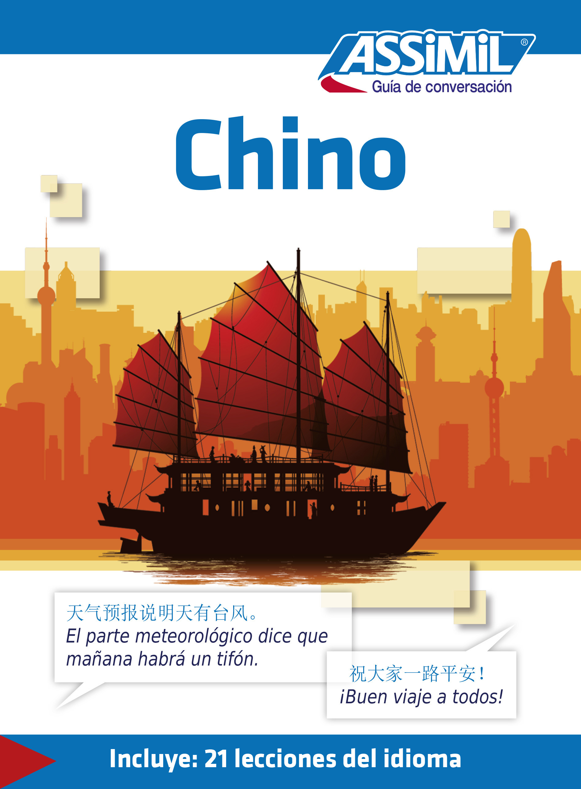 GUIDES DE CONVERSATION ; chino