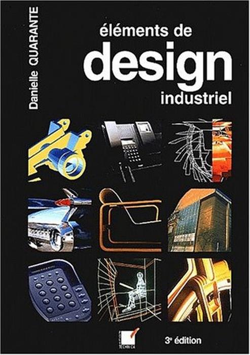 éléments de design industriel