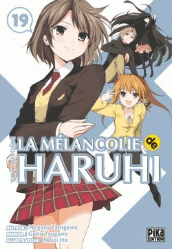 La mélancolie de Haruhi ; Brigade S.O.S. t.19