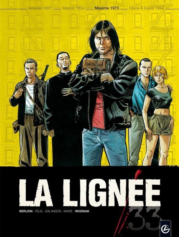 la lignée t.3 ; Maxime 1974