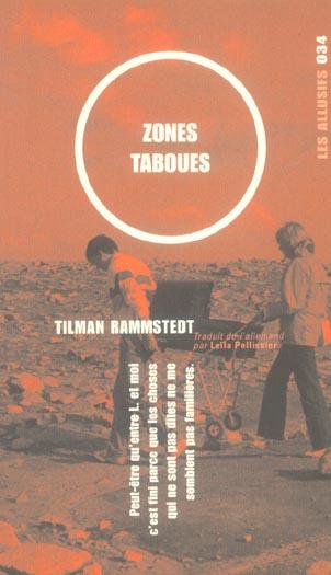 Zones taboues