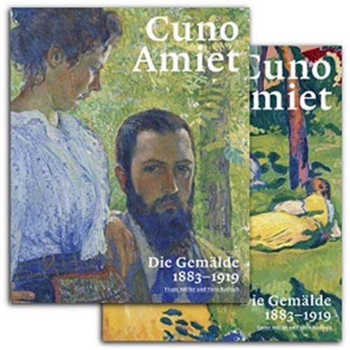 Cuno amiet die gemalde 1883-1919