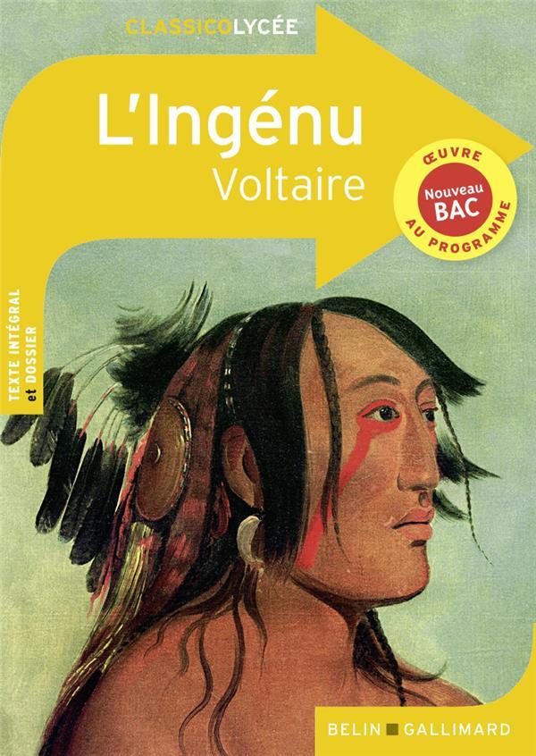 L'ingénu, de Voltaire