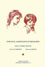 Vente Livre Numérique : Enfance, assistance et religion  - Bernard Hours - Olivier CHRISTIN