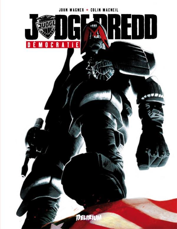 Judge Dredd ; démocratie